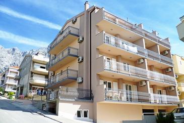 Makarska, Makarska, Obiekt 2692 - Apartamenty ze żwirową plażą.