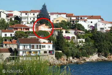 Podaca, Makarska, Property 2695 - Apartments near sea with pebble beach.