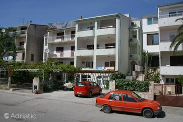 Makarska, Makarska, Property 2701 - Apartments near sea with pebble beach.