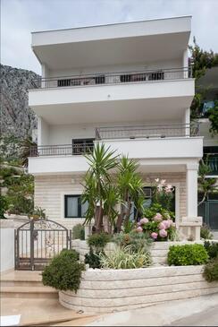 Drašnice, Makarska, Objekt 2705 - Ubytování v blízkosti moře s oblázkovou pláží.