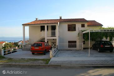 Promajna, Makarska, Объект 2710 - Апартаменты с галечным пляжем.