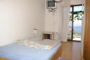 Chorvatsko apartmán pro 4 lidi