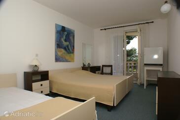 Brela, Bedroom in the room, WIFI.