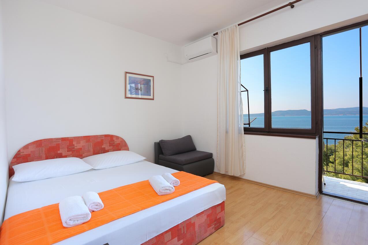 Ferienwohnung Studio Appartment im Ort Brela (Makarska), Kapazität 2+1 (2142090), Brela, , Dalmatien, Kroatien, Bild 3
