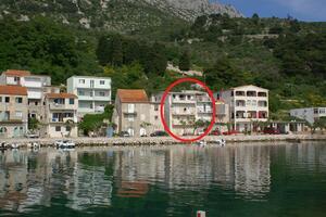 Apartamenty nad morzem Drasnice (Makarska) - 2722