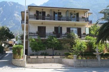 Makarska, Makarska, Property 2723 - Apartments and Rooms near sea with pebble beach.