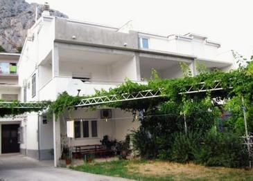 Omiš, Omiš, Property 2726 - Apartments and Rooms near sea with sandy beach.