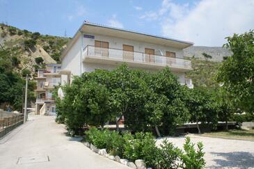 Duće, Omiš, Property 2731 - Apartments near sea with sandy beach.