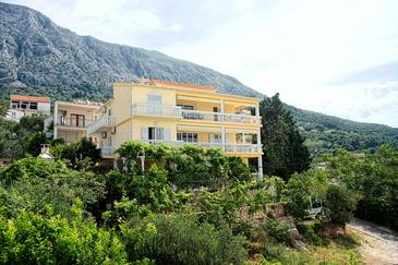 Živogošće - Porat, Makarska, Object 2733 - Appartementen en kamers near sea with pebble beach.