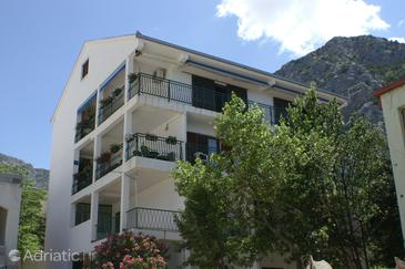 Gradac, Makarska, Property 2735 - Apartments near sea with pebble beach.