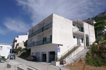 Pisak, Omiš, Property 2742 - Apartments near sea with pebble beach.