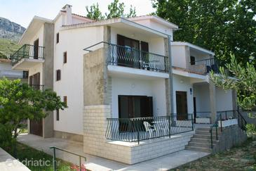 Duće, Omiš, Property 2746 - Apartments and Rooms near sea with sandy beach.