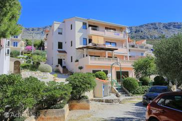 Duće, Omiš, Property 2749 - Apartments near sea with sandy beach.