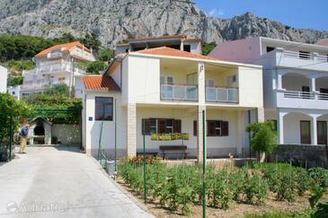 Omiš, Omiš, Property 2751 - Apartments with sandy beach.