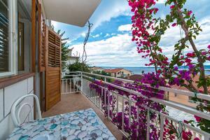 Appartamenti e camere accanto al mare Brella - Brela, Macarsca - Makarska - 2752