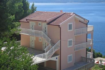 Mimice, Omiš, Propiedad 2754 - Apartamentos with pebble beach.