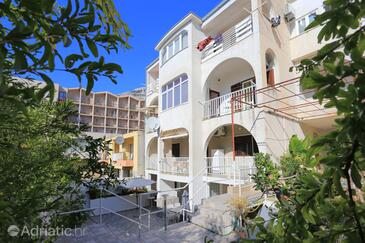 Baška Voda, Makarska, Objekt 2756 - Ubytování v blízkosti moře s oblázkovou pláží.