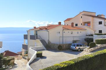 Stanići, Omiš, Property 2764 - Apartments near sea with pebble beach.