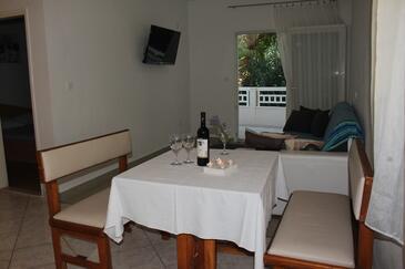 Mimice, Гостиная в размещении типа apartment, Домашние животные допускаются и WiFi.