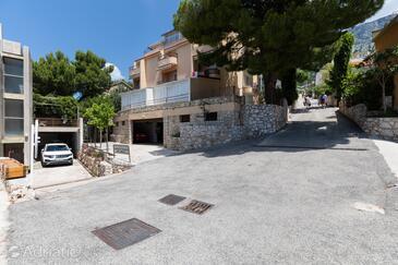 Nemira, Omiš, Property 2782 - Apartments near sea with pebble beach.