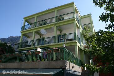Gradac, Makarska, Property 2784 - Apartments and Rooms with pebble beach.