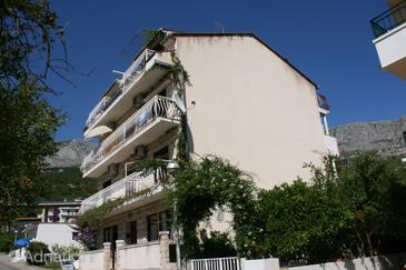 Podgora, Makarska, Property 2787 - Apartments near sea with pebble beach.