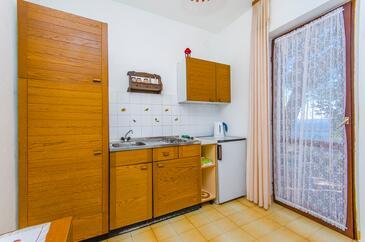 Pisak, Кухня в размещении типа studio-apartment, WiFi.