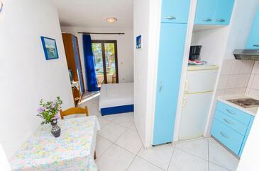 Pisak, Столовая в размещении типа studio-apartment, WiFi.