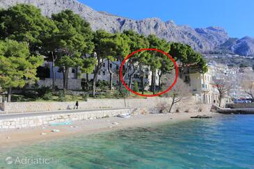 Omiš, Omiš, Property 2806 - Apartments near sea with pebble beach.