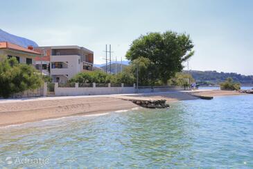 Orij, Omiš, Objekt 2809 - Ubytování v blízkosti moře s oblázkovou pláží.