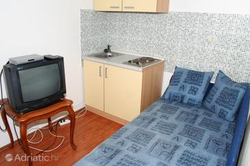 Pisak, Living room in the apartment, dopusteni kucni ljubimci i WIFI.