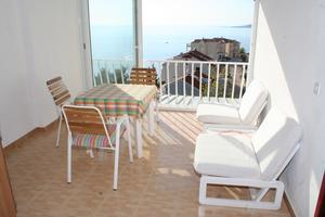 Apartmány u moře Nemira (Omiš) - 2828