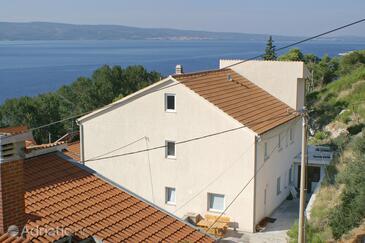 Duće, Omiš, Property 2829 - Apartments near sea with sandy beach.