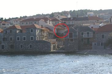 Postira, Brač, Property 2872 - Apartments near sea with pebble beach.