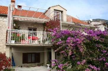 Bol, Brač, Property 2881 - Apartments near sea with pebble beach.