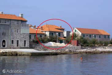 Postira, Brač, Property 2888 - Apartments near sea with pebble beach.
