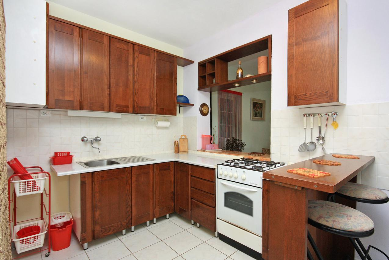 Appartement de vacances im Ort Vela Farska (Brac), Kapazität 4 (2142020), Nerezisca, Île de Brac, Dalmatie, Croatie, image 4