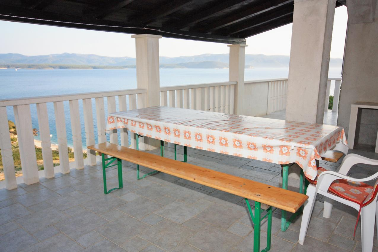 Appartement de vacances im Ort Vela Farska (Brac), Kapazität 4 (2142020), Nerezisca, Île de Brac, Dalmatie, Croatie, image 11