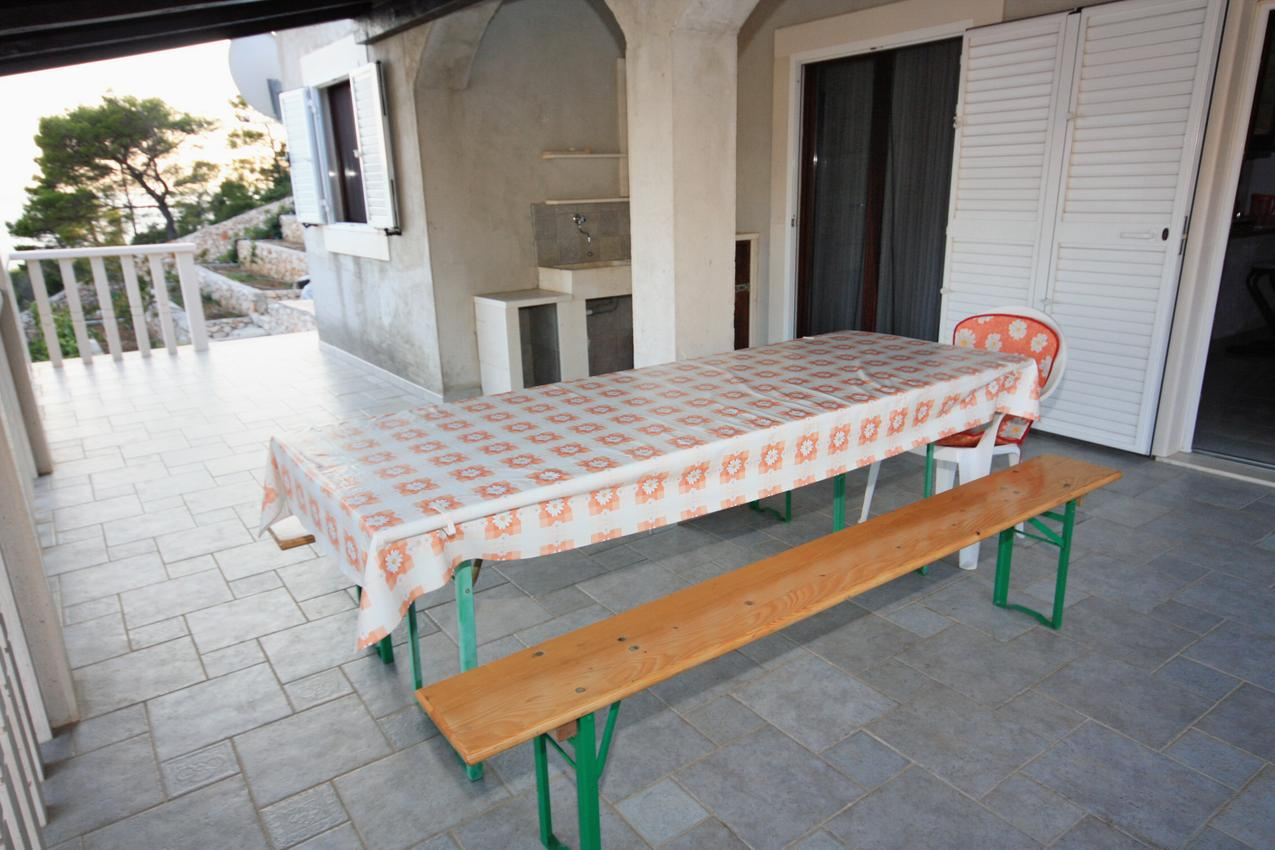Appartement de vacances im Ort Vela Farska (Brac), Kapazität 4 (2142020), Nerezisca, Île de Brac, Dalmatie, Croatie, image 12