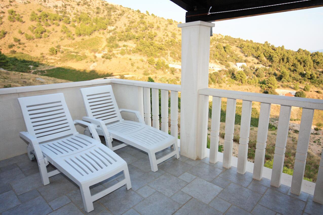 Appartement de vacances im Ort Vela Farska (Brac), Kapazität 4 (2142020), Nerezisca, Île de Brac, Dalmatie, Croatie, image 13