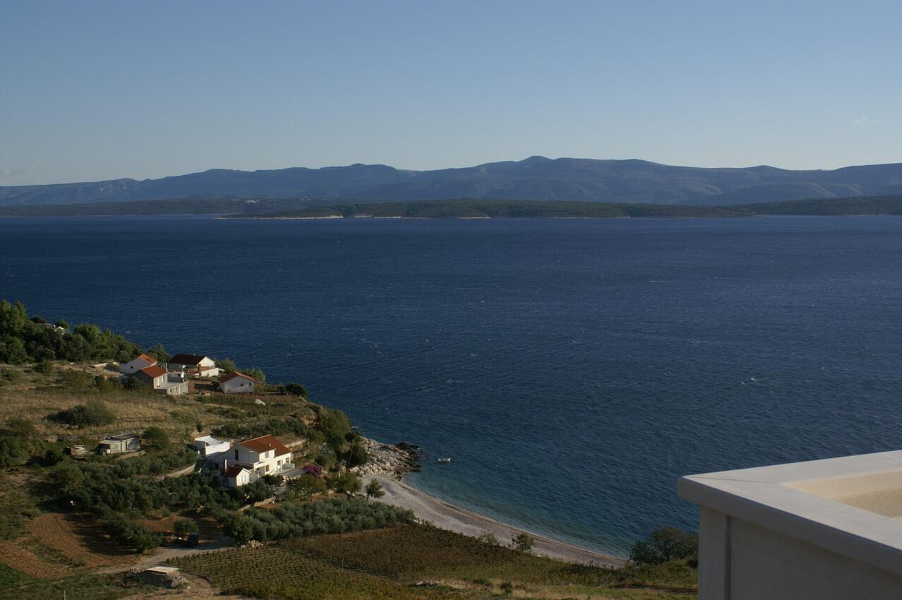 Appartement de vacances im Ort Vela Farska (Bra), Kapazität 4+1 (2142021), Nerezisca, Île de Brac, Dalmatie, Croatie, image 16