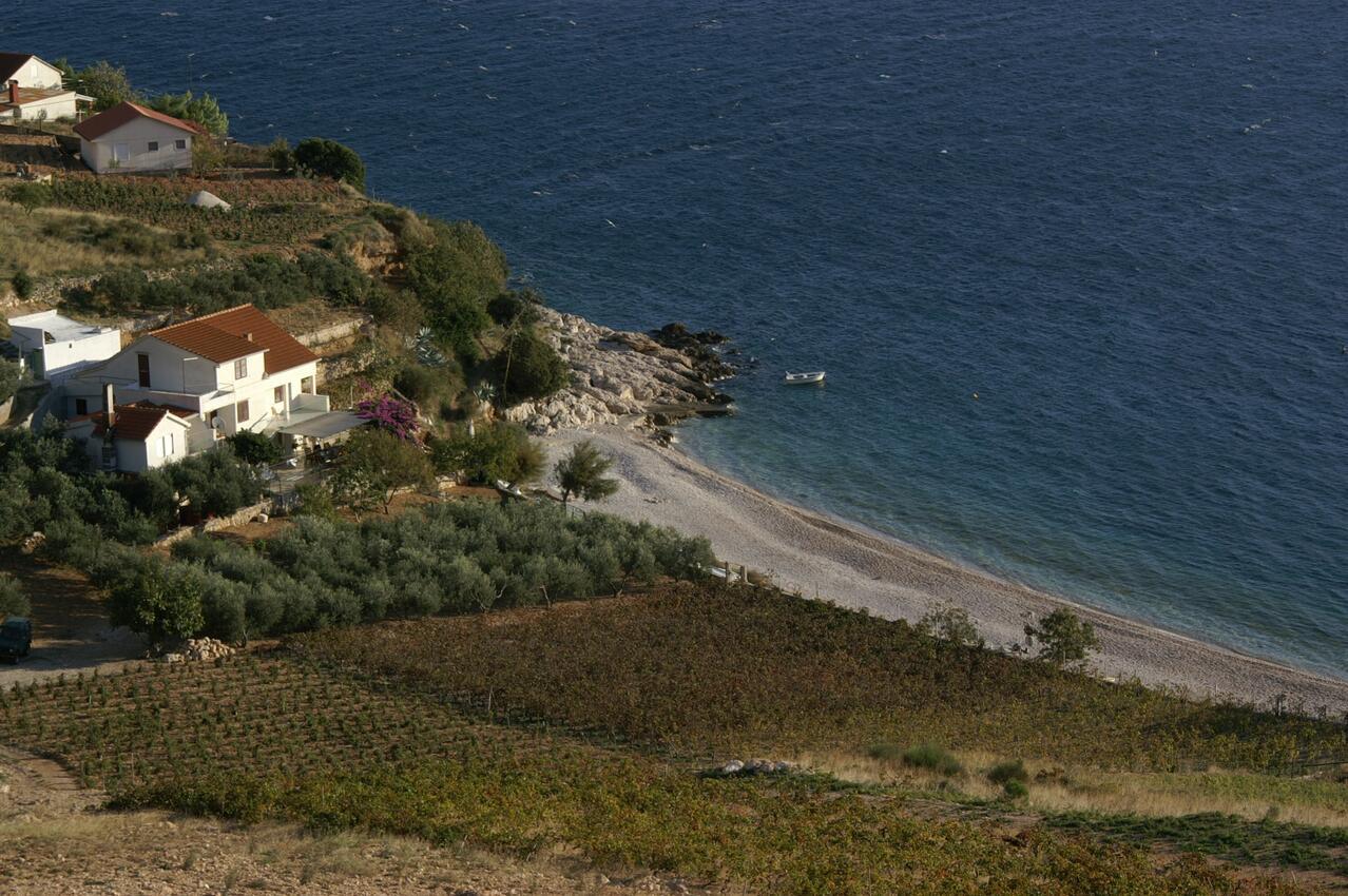 Appartement de vacances im Ort Vela Farska (Bra), Kapazität 4+1 (2142021), Nerezisca, Île de Brac, Dalmatie, Croatie, image 17