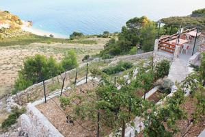 Isolated apartments with a parking space Cove Vela Farska, Brač - 2897