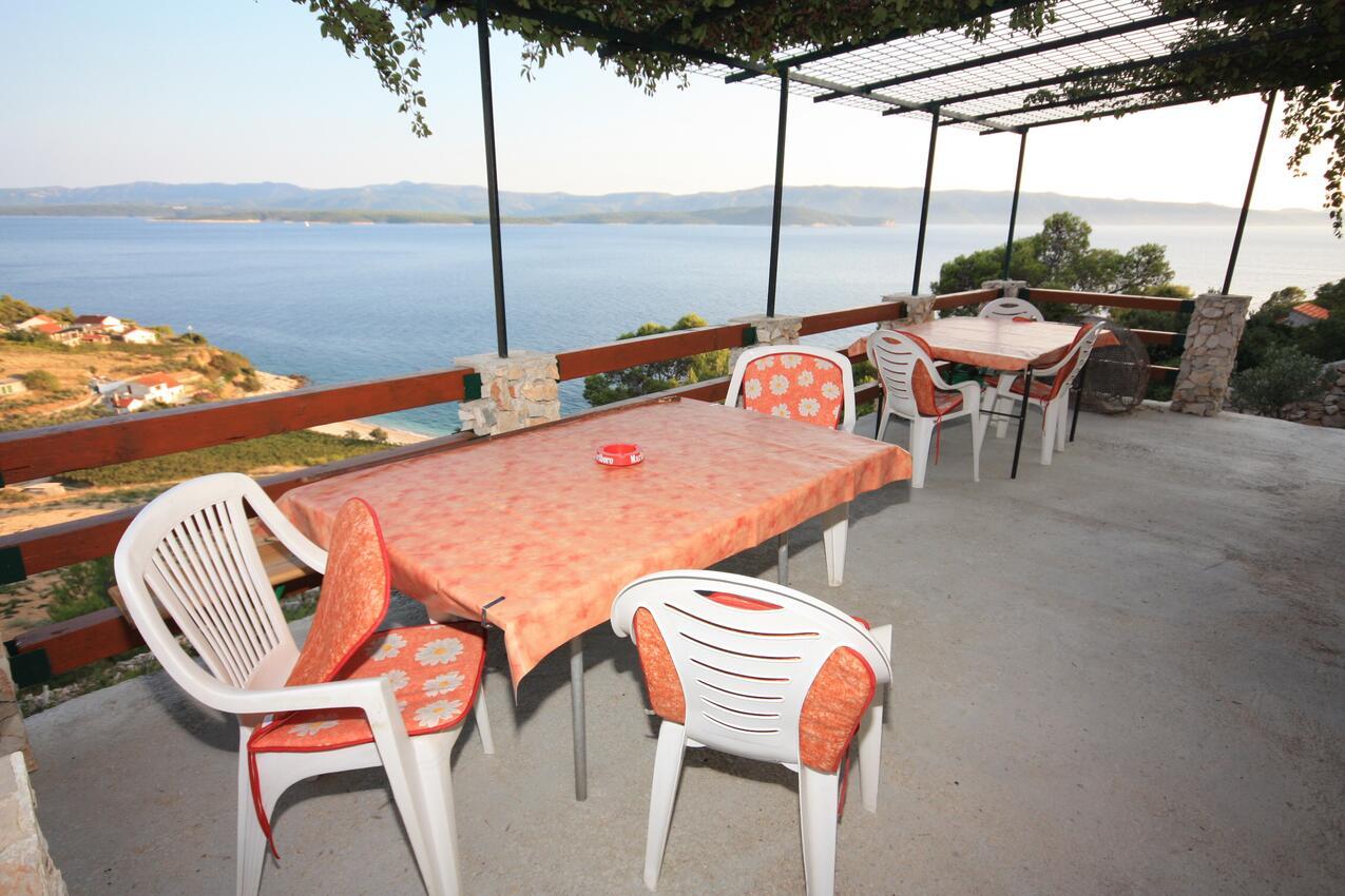 Appartement de vacances im Ort Vela Farska (Brac), Kapazität 4 (2142020), Nerezisca, Île de Brac, Dalmatie, Croatie, image 1