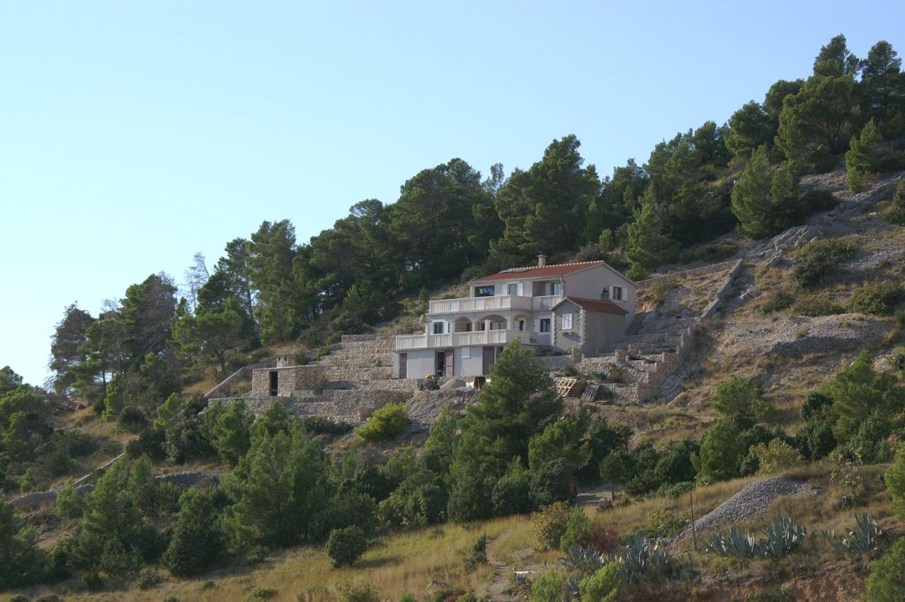 Appartement de vacances im Ort Vela Farska (Brac), Kapazität 4 (2142020), Nerezisca, Île de Brac, Dalmatie, Croatie, image 14