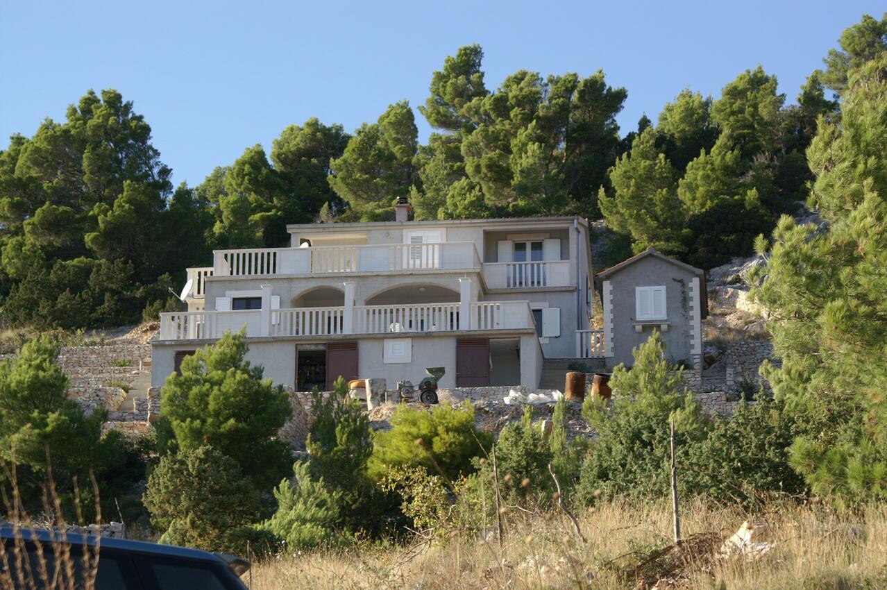 Appartement de vacances im Ort Vela Farska (Brac), Kapazität 4 (2142020), Nerezisca, Île de Brac, Dalmatie, Croatie, image 16