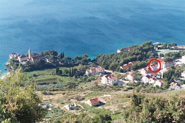 Bol, Brač, Объект 2904 - Апартаменты вблизи моря с галечным пляжем.