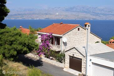 Postira, Brač, Property 2909 - Apartments near sea with pebble beach.