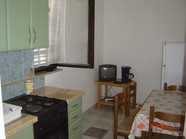 Postira, Столовая в размещении типа apartment, WiFi.