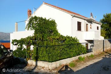 Postira, Brač, Property 2919 - Apartments with pebble beach.